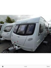 2012 6 berth caravan