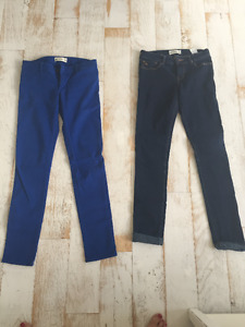 Girl's Abercrombie size 16 pants