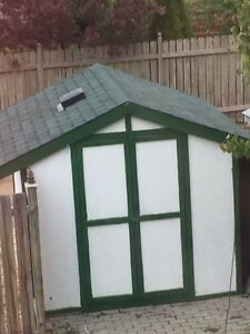 Shed with new roof for sale