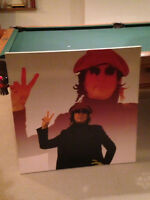 3 Large Canvas Beatles Pictures