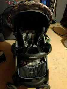 Stroller and infant car seat Peterborough Peterborough Area image 2