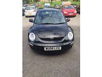 Black 1.4 Volkswagen Beetle 2008 - Low milage, one owner