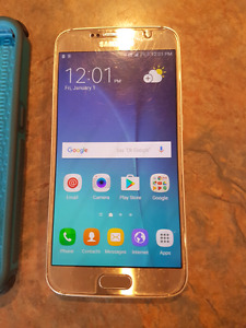 Samsung Galaxy S6 Rose Gold 32 gb