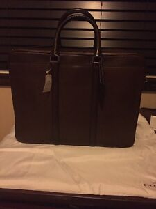 Brand new coach briefcase for men