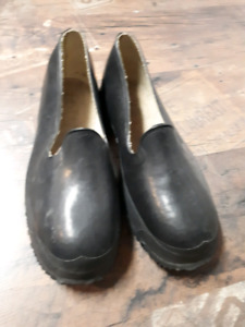 Couvre chaussure
