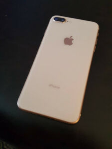 iPhone 8plus Rose Gold 64gb