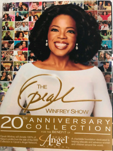 OPRAH DVD ..LIKE NEW WATCHED ONCE .