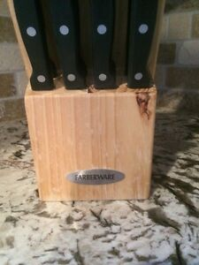 Farberware Knife Block Set Edmonton Edmonton Area image 2