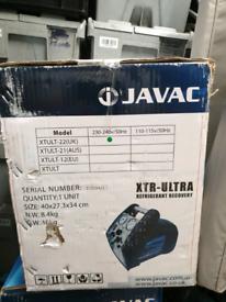 Refrigerant recovery unit