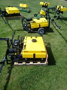 SPRAYERS - VEGETATION/WEED CONTROL