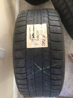 Selling great condition Michelin winter tires, will deliver