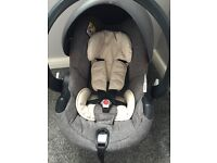 Stokke BeSafe car seat ***price includes isofix***