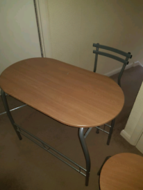 Table and chairs FREE