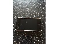 iPhone 4, docking station and windscreen mount