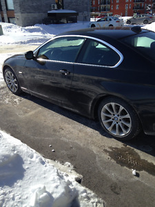Winter tires and rims for BMW 3 series