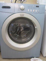 Affinity front load washer