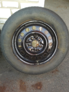 16 in wheel rims and tires (4)