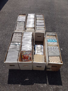 Collection of comics for sale. Approximately 1,600 comics