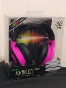 Razer Kraken Neon - Pink