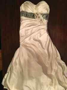 Wedding Dress- Size 10