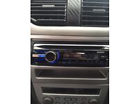 Sony CD player Vauxhall corsa surround + steering wheel interface