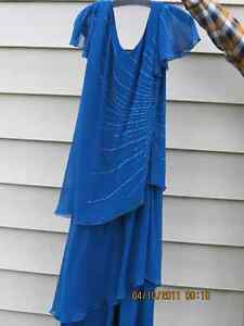 Beautiful Mother of the Bride/Groom long  dress for sale
