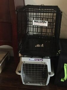 Pet crate and pet kennel