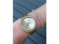 Michael Kors Watch Ladies - Gold