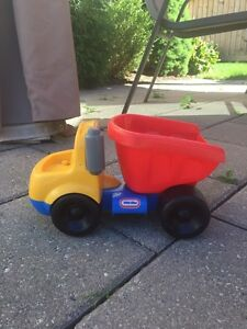 Fisher Price Truck & 3 extra toys FUN!! (Delete when sold) London Ontario image 2
