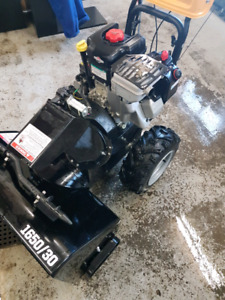 Dual Stage Snowthrower