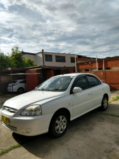 Kia Rio 2004 Manual 17 june Rego Gwynneville Wollongong Area Preview