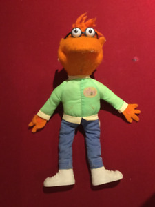 Original Muppets Scooter doll