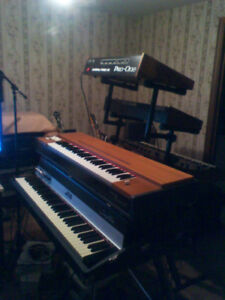 Vintage Analog Synths & Keys For Sale