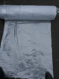 Greenhouse insulation/shading