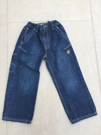 TIMBERLAND JEANS AGE 5 YEARS