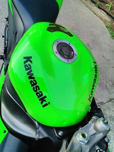 2007 KAWASAKI ZX6R TWO BROTHERS EXHAUST MONSTER ENERGY Windsor Region Ontario image 7