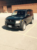 Clean, Quality, Honda Element, Well Maintained, Efficient