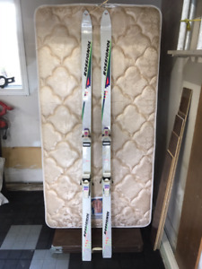 Rossignol Downhill Skis w/Bindings - Never Used