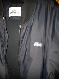 Lacoste sport jacket