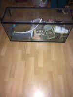 Fish tank 40 gallon