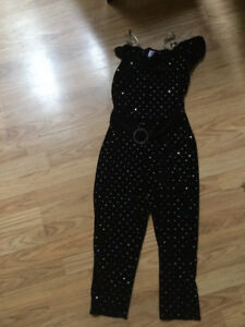 Jazz Dance Outfit