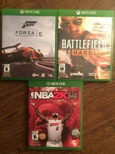 NBA 2K14!(XBOX ONE) + GTA 4 xb360 West Island Greater Montréal image 1