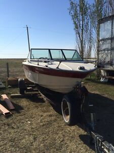 1979 Boat for sale with trailer