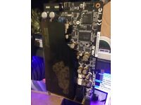 Asus xonar essence stx 7.1 surround sound PC card