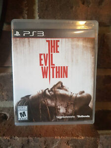 The Evil Within PS3 Cambridge Kitchener Area image 3