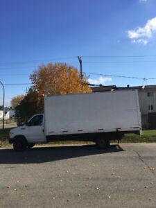 Camion à vendre boîte 16 pied