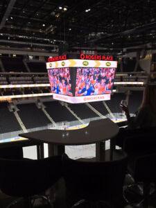 Edmonton Oilers Loge Table Tickets (Ind game or pkg) Loge 10, 3B