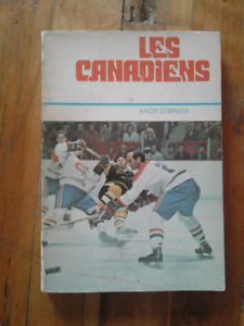 Livre Guy Lafleur 1972 Hockey