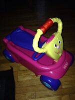 Fisher Price Ride and Pull Toy