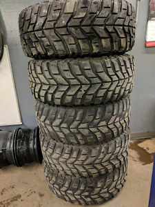 Mickey Thompson's Baja claws 315/75r16 E